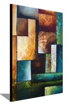 Large Painting Original Painting Green by heatherdaypaintings. Geometric Art, Art Painting, Abstract Artists, Grey Abstract Art, Abstract Painting, Oil Painting, Abstract Art, Abstract, Canvas Painting