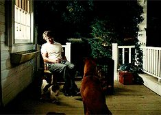 Will Graham + Dogs - hannibal-tv-series Fan Art