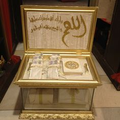Wedding Gift Ideas Dubai : ... Arabic Bridal Gifts on Pinterest Bridal gifts, Dubai and Proposals
