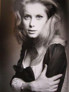 Catherine Deneuve, Paris 1965