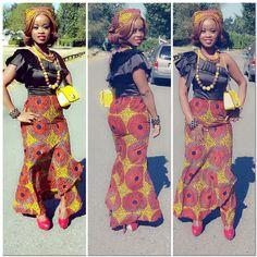 My design, African fashion