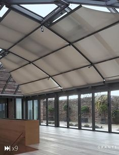 Skylight Shade, Skylight Design, Salisbury House, Green Roof System, Rooftop Terrace Design, Aluminum Blinds, Entryway Flooring, Roof Shapes, Luxury Bedroom Design
