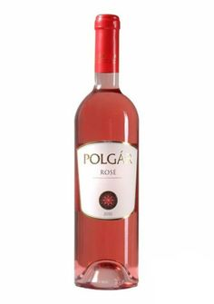 Polgár Villányi Rosé - 6 from 10. This wine is not a top quality good for this price.