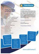 Insinööritoimisto Tähtiranta Oy, brochure