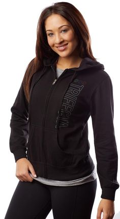 SPARTAN Trifecta Full Zip Hoodie - Women's