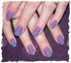 Nail Art Nails Horley Surrey  beaded nail art each one individually applied by hand! www.harmonyinbeauty.co.uk