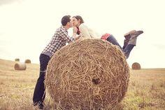 Northern Irish Farm Engagement Shoot... #countrycouple #relationshipgoals #sweetcouple #country
