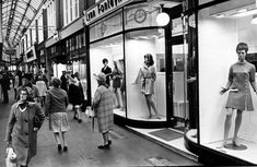 Cardiff arcades: 33 wonderfully nostalgic pictures that show the changing faces of Cardiff's historic arcades - Wales Online That Old Black Magic, Nostalgic Pictures, High Street Shops, South Wales, Wales Uk, Childhood Days, Women In History, Cardiff, Back In The Day