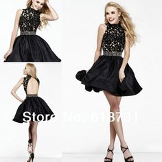 Short black homecoming dresses under 100