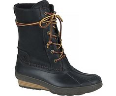 Sperry Top-Sider Women's Saltwater Wedge Reeve Duck Boot Women's Saltwater Wedge Reeve Duck Boot