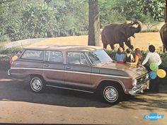 1975 Chevrolet Veraneio de Luxo - Brasil