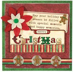 Hot off the Press Christmas Card ideas