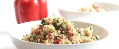 A Quinoa Salad Recipe That Packs a Punch of Flavor and Protein
