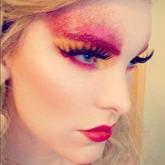 I want a reason to do my makeup like this