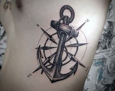 20 Anchor Tattoos Showing Faith, Loyalty and Solidarity  Boat Anchor Tattoos are some of the most common designs out there. You might find yourself wondering why exactly an inanimate object has become so near and…