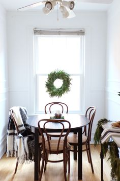 I Decorated My Apartment for the Holidays with Just $100 | Pinterest ...