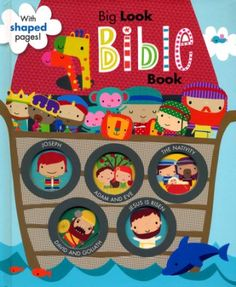 Big Look Bible Book: Make Believe Ideas -