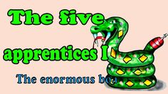 A gigantic supernatural snake faces our friends. Watch and see what happens!  An audiobook about five kids who get involved in all kinds of adventures and dangerous situations. Written & video-edited by Anawim Illustrated by J. Kalvellido and Asia as the voice actress.   Hey guys thanks for watching this video. If you enjoyed this video please like comment and share it and subscribe to our channel on youtube.   This video is sponsored by http://ift.tt/1rvjYnE. Free resources and ebooks to…