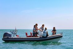 Push the boat out for an unforgettable gift that offers your family the opportunity to explore Devon's beautiful coastline - your very own RIB (rigid inflatable boat) from Ribeye Rigid Inflatable Boat, Rib Boat, British Family, Devon, Opportunity, Explore, Gift, Christmas, Beautiful