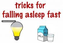 CAN'T FALL ASLEEP? TRY THESE THINGS ASAP!