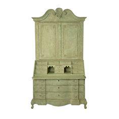 stylový toskánský nábytek Stylus, Armoire, Vase, Furniture, Home Decor, Clothes Stand, Homemade Home Decor, Closet, Home Furnishings