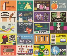 vintage-inspired matchbox covers
