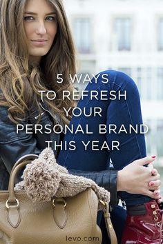 Refreshing your personal brand will make you feel more confident about your career, discover new opportunities & get noticed by employers! #personalbranding