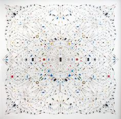 Circuit Board Mandalas For A Society That Worships Tech | Co.Design | business + design