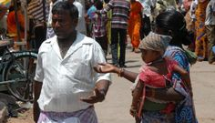 Child Beggary on the Rise Near Tiruchi Temples