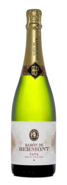 Brindemos con un nuevo diseño !!! Barón de Bermont de Bodegas Perica.