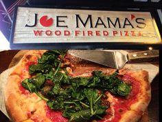 Joe Mama's Pizza in Port St Joe, FL. Amazing pizza!!