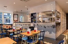 Restaurant & Bar Design Awards Shortlist 2015: Multiple Restaurant - Restaurant & Bar Design
