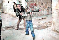 Granadas de mortero y bombas dejan 295 muertos en Siria en un día - Soy Armenio