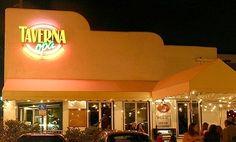 TAVERNA OPA - Greek Fun Restaurant in Hollywood Beach.