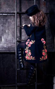 Modern Polish Fashion Design, Inspired by Polish folk Art