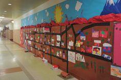 Map making skills in kindergarten. A project approach.