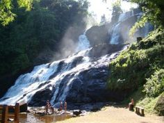 Cachoeira da Pancada Grande e suas Piscinas Naturais - Ituberá, BA