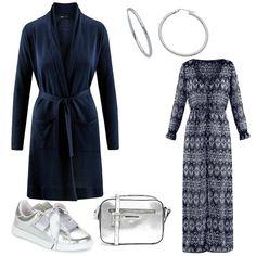 060a37833955 La semplicità  outfit donna Basic per tutti i giorni