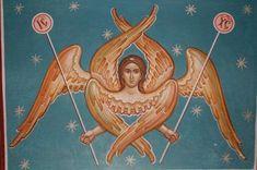 Byzantine Icon of Seraphim - Google Search