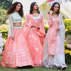 Looking for Lehenga choli online shopping with the price experience can be daunting. To make it easier for you, we have a line-up of most stunning lehenga choli ensembles available online. Dress Indian Style, Indian Fashion Dresses, Indian Designer Outfits, Designer Dresses, Fashion Outfits, Fashion Wear, High Fashion, Indian Lehenga, Lehenga Choli