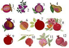 Pomegranate/nar