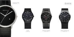 Dark? BERING watches; Solar Collection; Ceramic Collection; Classic Collection; Men's watches