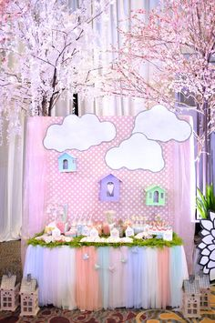 Aria's Darling Dollhouse Themed Party – Sweets