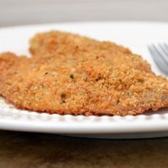 Parmesan Crusted Tilapia. Made it tonight. Had ALOT of mayo and seasoning left over, so if you make it, I recommend cutting those 2 things in half. Other than that, it's great!