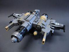 ME-390 WARHAWK Starfighter