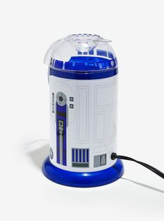 R2-D2 Is Ready To Air Pop Your Popcorn For Movie Night