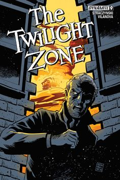 Twilight Zone 9  Comic Book Review - What's On The Table