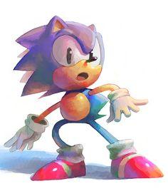 Sonic Doodle 2 by Hide0ut on DeviantArt