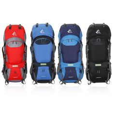 Free Knight Hiking Backpack Mountaineering Camping Trekking Travel Bag  Large Capacity Rucksack Internal Frame Water Resistant for Outdoor -- Read  more at ... 68430a2a9d