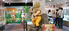 Dragonball Z - Toei Animation Gallery - Anime Museums Japan